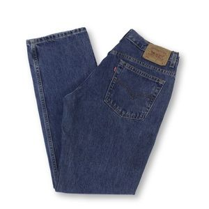 Denim - Vintage Levis High Waisted 505 Mom / Dad Jeans